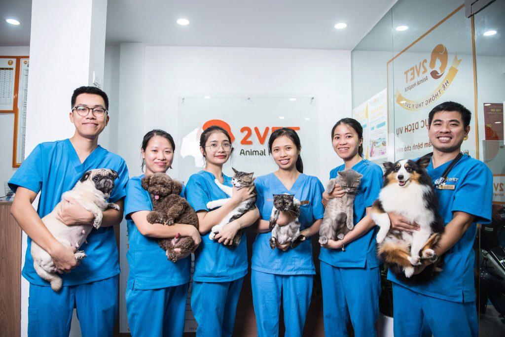 2Vet – Đơn vị tiên phong trong các hoạt động vì cộng đồng tại Việt Nam